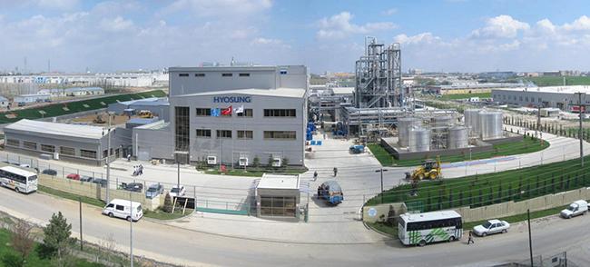 '晓星集团会长赵显俊,作为世界第一氨纶企业将扩大与竞争企业的差距'