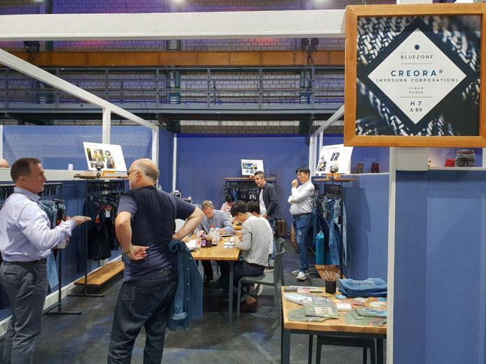 Hyosung Creora Targets the Global Denim Market
