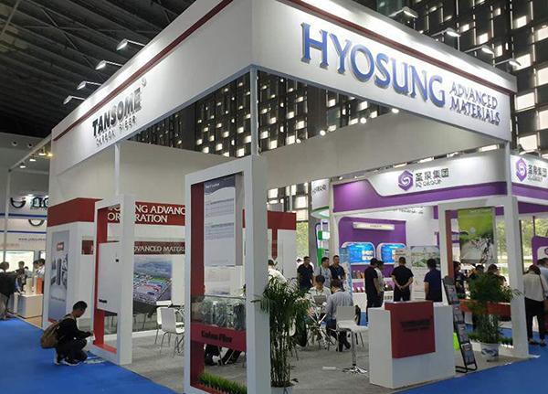 차이나 컴포짓 엑스포(China Composites Expo 2019)참가