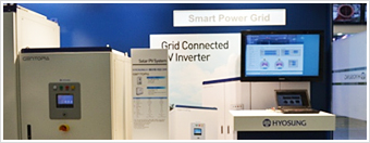 Smart grid (intelligent power distribution system) Image