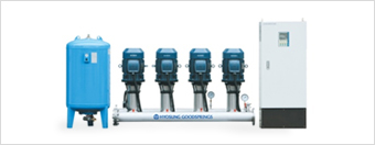 High-Efficiency Pumps Image